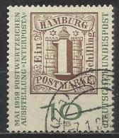 1959 Germania Federale - Usato - N. Michel 310 - Usati
