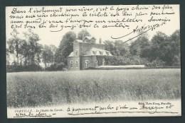 Forville. Le Chalet Du Garde. Dos Visible. - Fernelmont