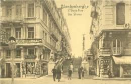 BLANKENBERGHE - L'Escalier Des Lions - Blankenberge
