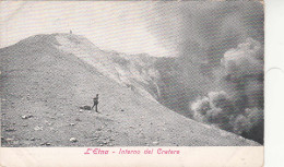 L'Etna, Interno Del Cratere (pk29970) - Catania