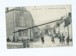 CPA -  Deux Sèvres  -  Moncoutant  -  Grand'Rue - Moncoutant