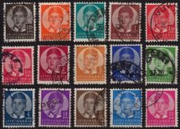 1935 1936 Yugoslavia Jugoslawien - Used / King Peter - Used Stamps
