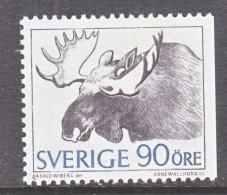 SWEDEN   764      *     FAUNA  ELK - Sweden