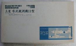 Mitsubishi F1M2 Type Zero-11 Observation Seaplane  ( 1/75 ) Hasegawa - Airplanes