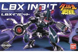 Danboru Senki 007 LBX  Inbit ( Bandai ) - SF & Robots