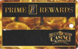 Blue Chip Casino Michigan City, IN - Slot Card - Innovative Over Mag Stripe (BLANK) - Casino Cards