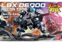Danboru Senki 008 LBX  Deqoo Recon Type ( Bandai ) - SF & Robots