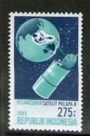 INDONESIE 1983 Lancement De Palapa Sur Challenger  YVERT N°992  NEUF MNH**