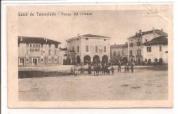 ITALIE - Saluti Da Travagliata - Piazza Del Comune - Italia