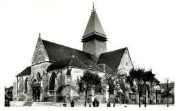 CPSM - SAINTE-SAVINE - L'Eglise Datant Du XVI - Other Municipalities