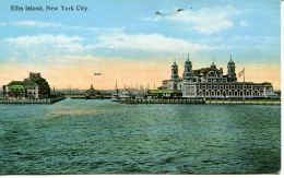 NEW YORK ---ELLIS ISLAND - Ellis Island
