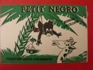 Buvard Petit Negro. Culottes Sous-vêtements. Girafe. Vers 1950 - Animaux