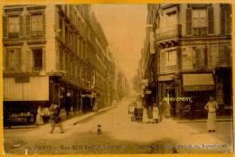 7509/224 Paris Rue De La Tour-d'Auvergne, Ecrite Usure*** - District 09