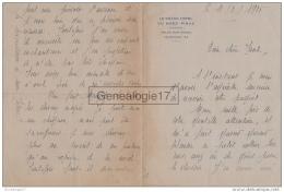 13 2103 ARLES BOUCHE DU RHONE 1925 Restaurant LE GRAND HOTEL DU NORD PINUS ( Mr F. BESSIERE Proprietaire Coiffeur ) - France