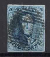 N° 11 A Margé Planche IV Position 7 - 1858-1862 Medallions (9/12)