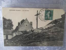 BOUCHON . LE CALVAIRE .un Coin Pli - Autres Communes