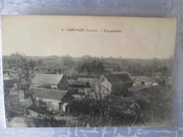 CANAPLE . VUE GENERALE - Autres Communes