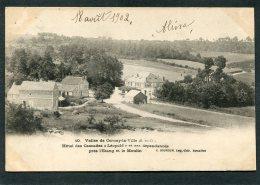 """CPA - Vallée De CERNAY LA VILLE - Hôtel Des Cascades """"Léopold"""", Ses Dépendances Et Le Moulin  (dos Non Divisé) - Cernay-la-Ville"""