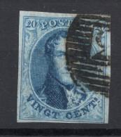 N° 11 A Margé Planche IV Position 74 - 1858-1862 Medallions (9/12)