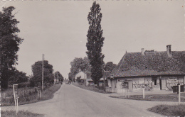 """Thurey - Les Quatre Chemins - Café, Tabac ( Publicité """"Pernod 45"""") Circulé Sans Date, Sous Enveloppe - Sonstige Gemeinden"""