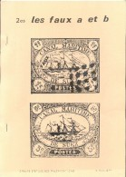 TOULIEFF Serge, EGYPTE - CANAL De SUEZ - Les FAUX A Et B, Ed. Groupe D'Etude Des Falsifications, Bruxelles, 1995, 53 Pag - Falsi