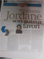 Liberation Supplément Livres Du 26/06/08 : Rainsmayr, Montagne Volante / Puech & Savigny, Jordane Benjamin - Revistas Y Periódicos