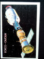 APOLLO USA USSR Cooperation VERY RARE Small Calendar Collectibles 1988 - Calendriers