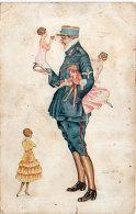 Xavier SAGER - Petites Femmes Pour Poilus    (87828) - Sager, Xavier