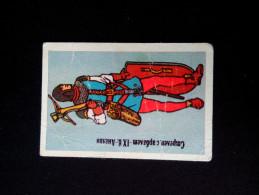 RARE Small Calendar Collectibles 1988 BULGARIA IX SHOOTER CROSSBOW ENGLAND - Calendars