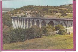 58.- MONTIGNY .- Le Barrage De La Pannecière - France