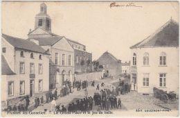27183g   JEU DE BALLE - GRAND'PLACE - Frasnes Lez-Gosselies - Les Bons Villers