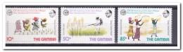 Gambia 1981, Postfris MNH, Rice - Gambia (1965-...)