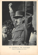 MILITARIA GUERRE 1939 45 GENERAL DE GAULLE POLITIQUE - War 1939-45