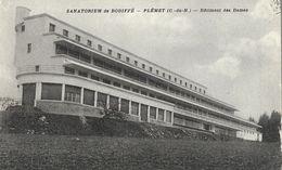 Sanatorium De Bodiffé - Plémet (Côtes Du Nord) - Bâtiment Des Dames - Health