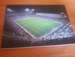 Valencia Luis Casanova Stadium Cartolina Stadio Postcard Stadion AK Carte Postale Stade Estadio - Football