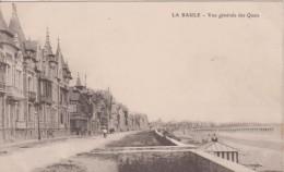 """44  LOIRE ATLANTIQUE LA BAULE """"   Vue Generale Des Quais""""   Thuret - La Baule-Escoublac"""