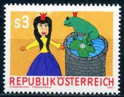 Österreich - Michel 1674 - ** Postfrisch (D) - Kindermarke - 1945-.... 2. Republik