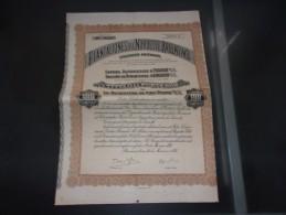 PLANTACIONES DEL NORDESTE ARGENTINO (1931) Argentine - Unclassified
