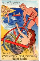 CARTE A SYSTEME - SAINT MALO 35 - Edition ARTAUD/GABY - Saint Malo