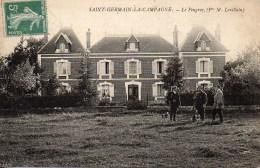 27 SAINT-GERMAIN-la-CAMPAGNE  Le Feugrey - Altri Comuni