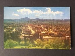 Eugene,Oregon,from Skinners Butte----Published By Western Sales,Boise,Idaho C2180 - Eugene