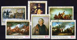Rumänien, Mi 3320-3325, Gestempelt [040616XVI] - Künste