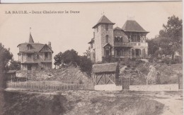 """44  LOIRE ATLANTIQUE LA BAULE """"  Deux Chalets Sur La Dune """"  Precurseur Thuret - La Baule-Escoublac"""