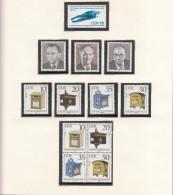 DDR 1985  Annata Completa / Complete Year Set **/MNH VF - [6] République Démocratique