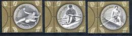 ROMANIA 2004 Sports Personalities.  Michel 5889-91 - 1948-.... Republics