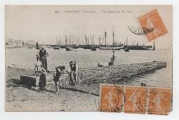 29 FINISTERE - ROSCOFF Vue Générale Du Port - Roscoff