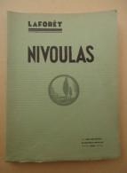 Francais/Provencal  - Laforèt  - NIVOULAS  -  A. Largiuer  Editeur  Nimes - 1901-1940