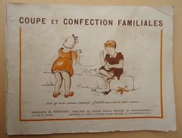 Couture / Coupe  - Madeleine De Parcevaux  - Coupe Et Confection Familiales - 1945 - Mode