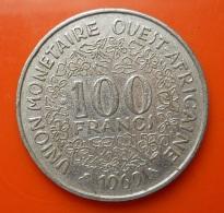 West Africa 100 Francs 1969 - Monnaies