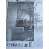 Libération, Supplément Livres Du 21/10/2004 : Jacques Serena, L'acrobate. 8 Pages - Journaux - Quotidiens